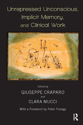 Unrepressed Unconscious, Implicit Memory, and Clinical Work: 1st Edition (Paperback) book cover