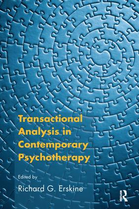 Transactional Analysis in Contemporary Psychotherapy: 1st Edition (Paperback) book cover