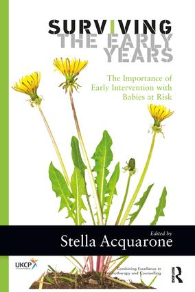 Surviving the Early Years: The Importance of Early Intervention with Babies at Risk book cover