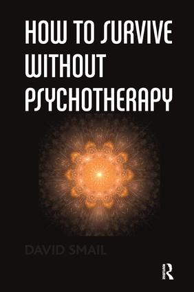 How to Survive Without Psychotherapy: 1st Edition (e-Book) book cover