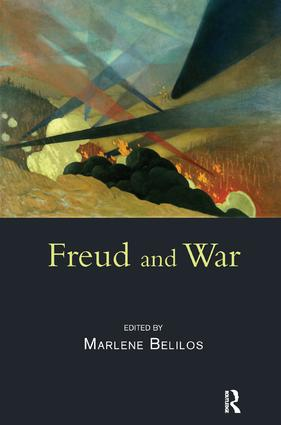Freud and War: 1st Edition (Paperback) book cover