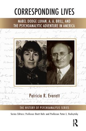 Corresponding Lives: Mabel Dodge Luhan, A. A. Brill, and the Psychoanalytic Adventure in America book cover