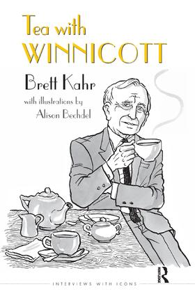 Tea with Winnicott book cover
