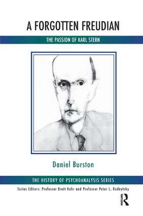 A Forgotten Freudian: The Passion of Karl Stern book cover