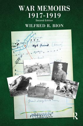 War Memoirs 1917-1919
