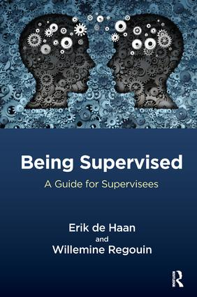 Being Supervised: A Guide for Supervisees, 1st Edition (Paperback) book cover