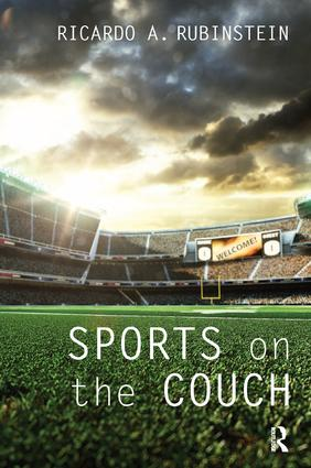 Sports on the Couch: 1st Edition (Paperback) book cover