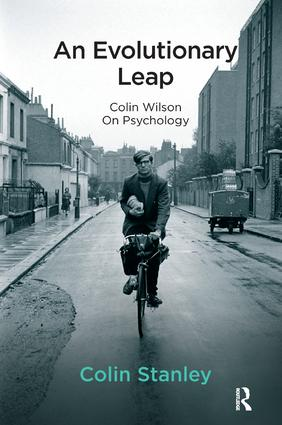 An Evolutionary Leap: Colin Wilson on Psychology, 1st Edition (Paperback) book cover