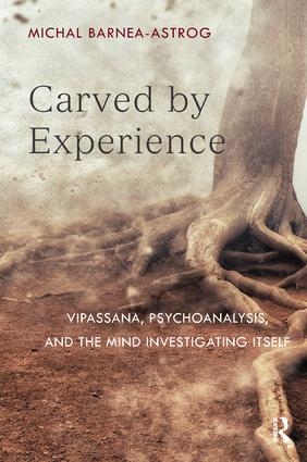 Carved by Experience: Vipassana, Psychoanalysis, and the Mind Investigating Itself, 1st Edition (Paperback) book cover