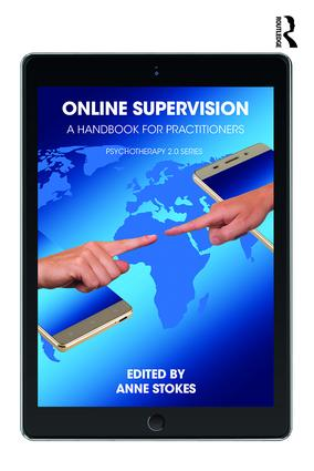 Online Supervision: A Handbook for Practitioners, 1st Edition (Paperback) book cover