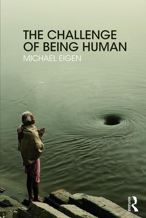 The Challenge of Being Human: 1st Edition (Paperback) book cover
