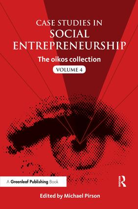Case Studies in Social Entrepreneurship