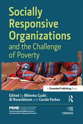 Socially Responsive Organizations & the Challenge of Poverty book cover