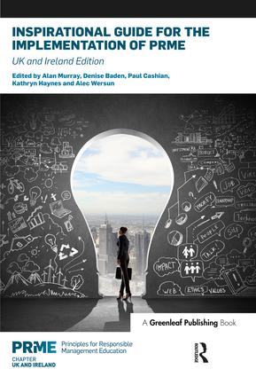 Inspirational Guide for the Implementation of PRME: UK & Ireland Edition book cover