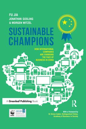 Sustainable Champions: How International Companies are Changing the Face of Business in China book cover