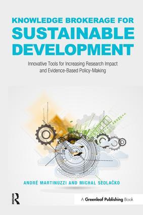 Knowledge Brokerage for Sustainable Development