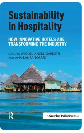 Sustainability in Hospitality: How Innovative Hotels are Transforming the Industry book cover