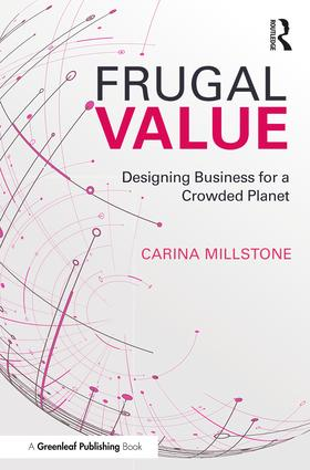 Frugal Value: Designing Business for a Crowded Planet (Acquisition eBook) book cover