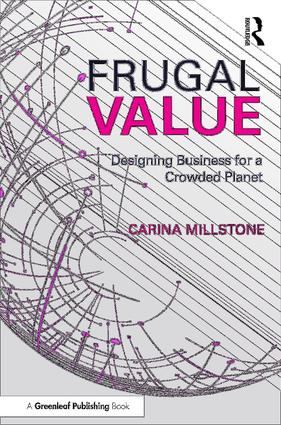 Frugal Value: Designing Business for a Crowded Planet book cover