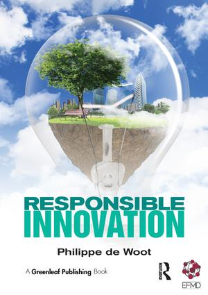 Responsible Innovation: 1st Edition (Paperback) book cover