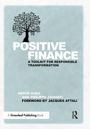 Positive Finance: A Toolkit for Responsible Transformation, 1st Edition (Paperback) book cover
