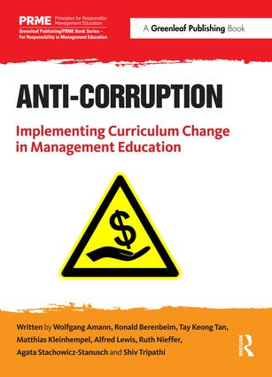 Anti-Corruption: Implementing Curriculum Change in Management Education book cover