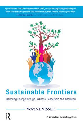 Sustainable Frontiers: Unlocking Change through Business, Leadership and Innovation book cover