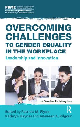 Overcoming Challenges to Gender Equality in the Workplace: Leadership and Innovation, 1st Edition (Paperback) book cover