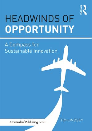 Headwinds of Opportunity: A Compass for Sustainable Innovation book cover