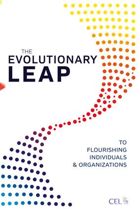 The Evolutionary Leap to Flourishing Individuals and Organizations (Paperback) book cover
