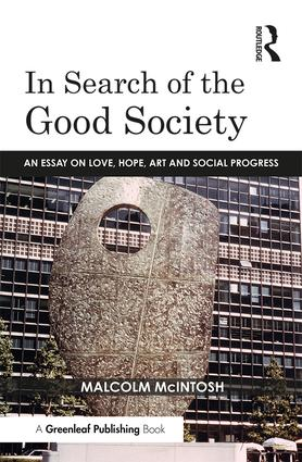 In Search of the Good Society (Paperback) book cover