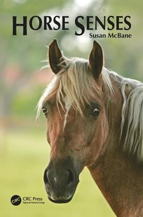 Horse Senses: 1st Edition (Hardback) book cover