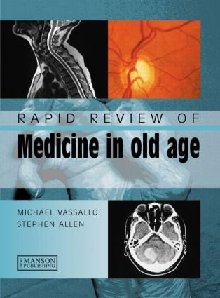 Rapid Review of Medicine in Old Age: 1st Edition (Paperback) book cover