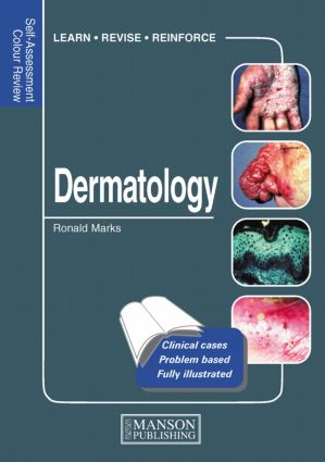 Dermatology: Self-Assessment Colour Review book cover