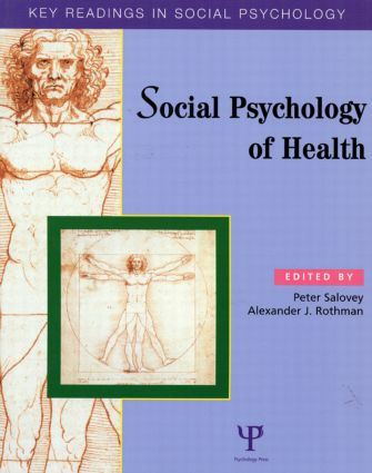Social Psychology of Health: Key Readings (Paperback) book cover