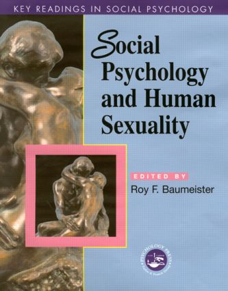 Social Psychology and Human Sexuality: Key Readings (Paperback) book cover