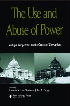 The Use and Abuse of Power (Paperback) book cover