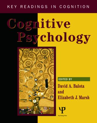 Cognitive Psychology: Key Readings (Paperback) book cover