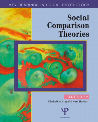 Social Comparison Theories (Paperback) book cover