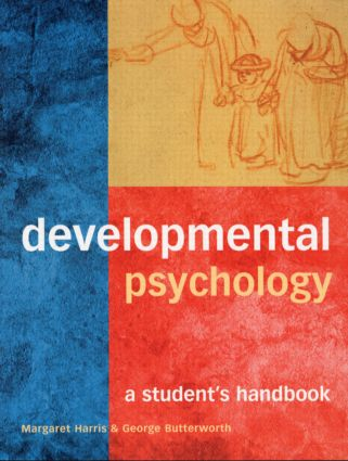 Developmental Psychology: A Student's Handbook (Paperback) book cover