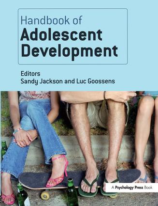 Handbook of Adolescent Development (Hardback) book cover
