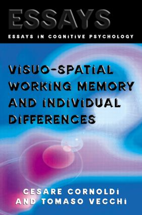 Visuo-spatial Working Memory and Individual Differences book cover