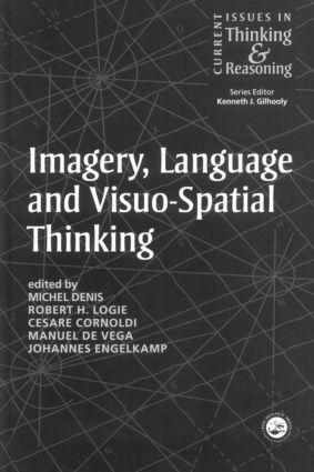 Imagery, Language and Visuo-Spatial Thinking (Hardback) book cover