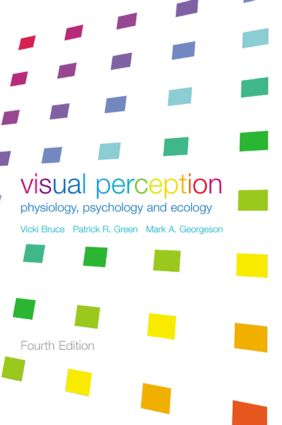 Visual Perception: Physiology, Psychology and Ecology, 4th Edition (Paperback) book cover
