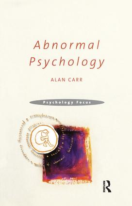 Abnormal Psychology (Paperback) book cover
