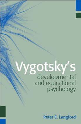 Vygotsky's Developmental and Educational Psychology (Hardback) book cover