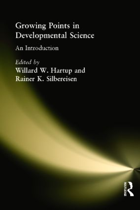 Growing Points in Developmental Science: An Introduction (Hardback) book cover