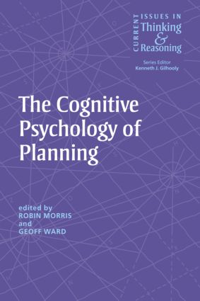 The Cognitive Psychology of Planning (Hardback) book cover