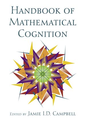 The Handbook of Mathematical Cognition (Hardback) book cover