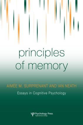 Principles of Memory book cover